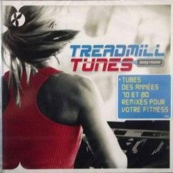 CD para running TREADMILL TUNES