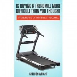 "Libro ""Is buying a treadmill more difficult than you thought?"""